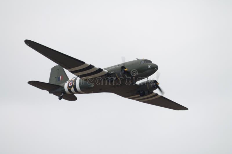 Douglas C47 stock photo
