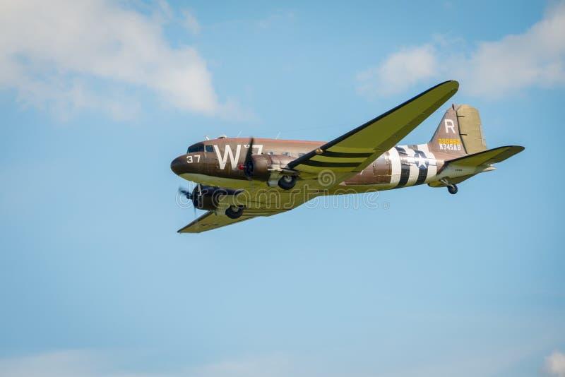 Download Douglas Dakota editorial photography. Image of freighter - 41360562
