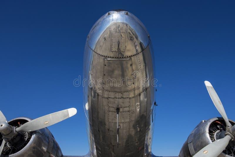 Douglas DC 3 stock image