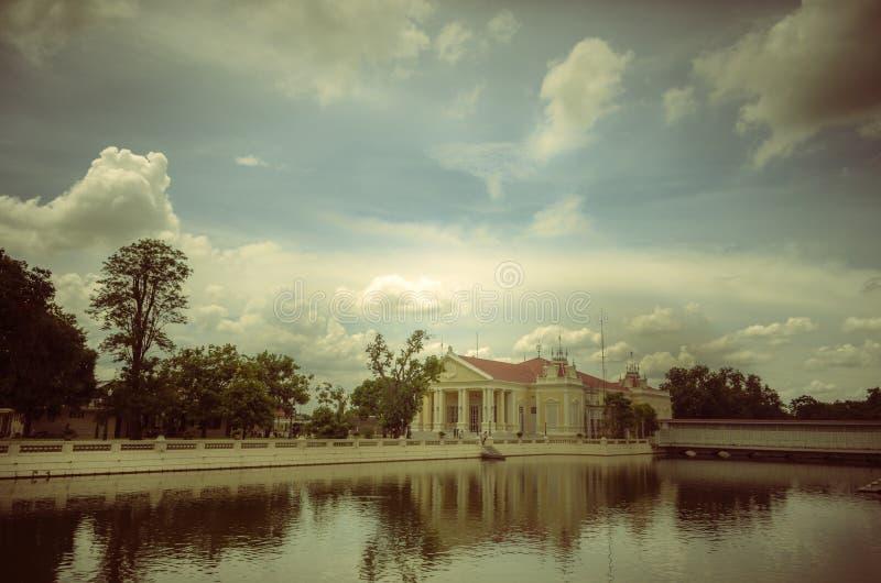 Douleur Royal Palace de coup photo stock