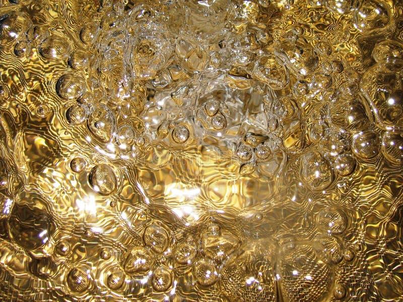 Dourado imagem de stock royalty free