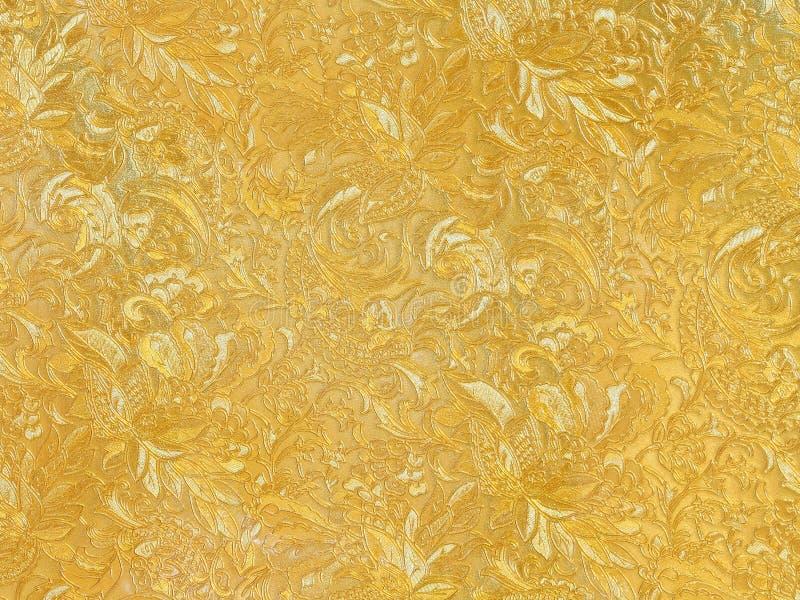Dourado puro imagens de stock