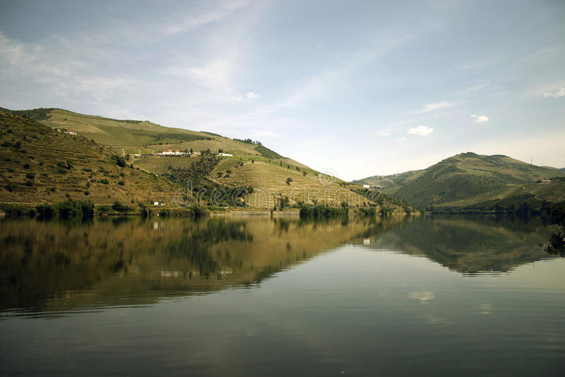 douro Португалия стоковое фото