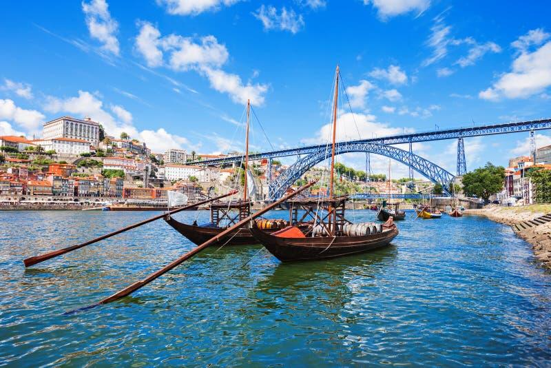 Douro rzeka obraz royalty free