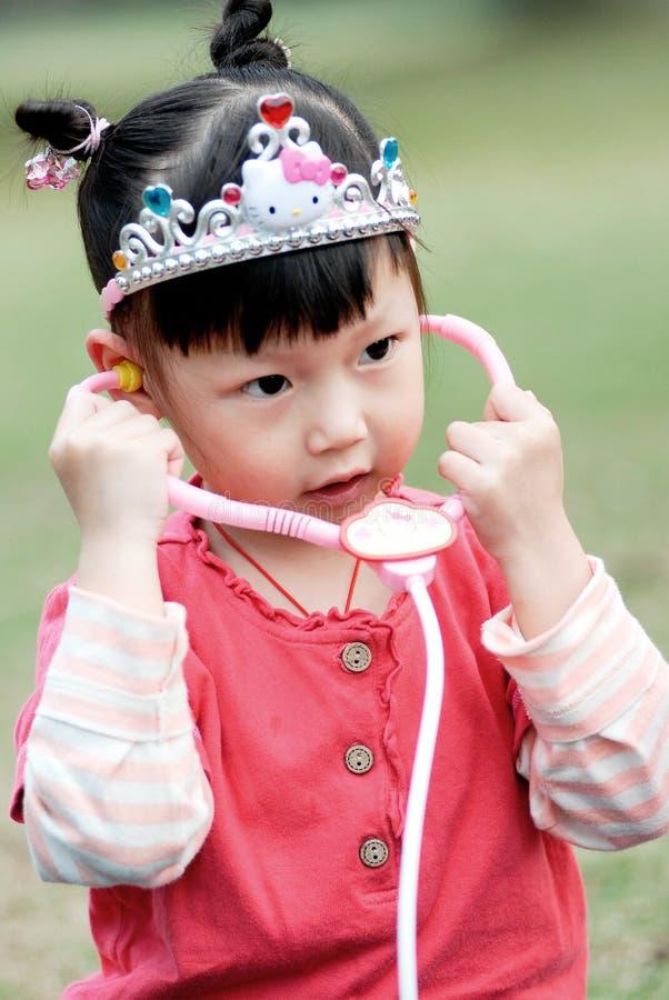Doutor das crianças foto de stock royalty free