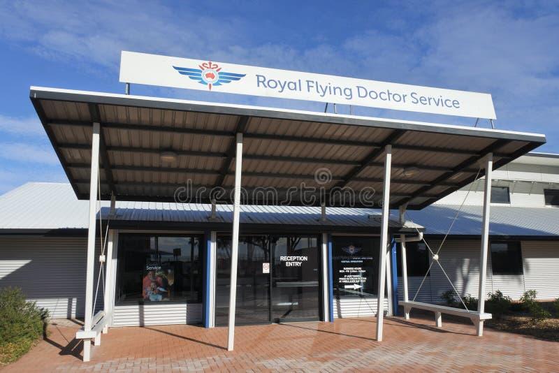 Doutor de voo real Service da construção de serviço da expedição de Austrália imagens de stock royalty free