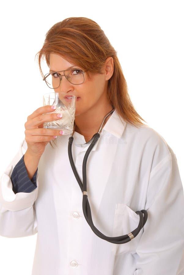 Doutor encantador fotos de stock