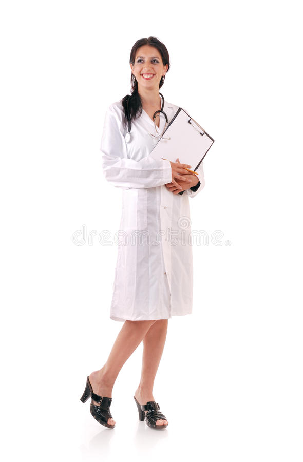 Doutor fêmea. fotos de stock