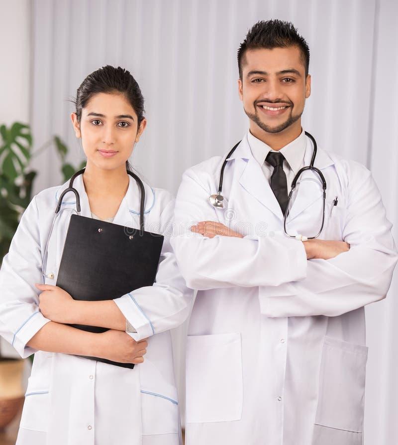 Doutor Indian imagem de stock