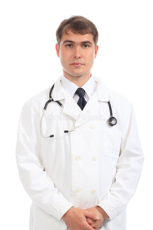Doutor masculino fotos de stock royalty free