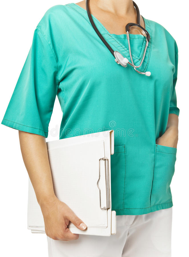 Doutor no uniforme fotos de stock royalty free