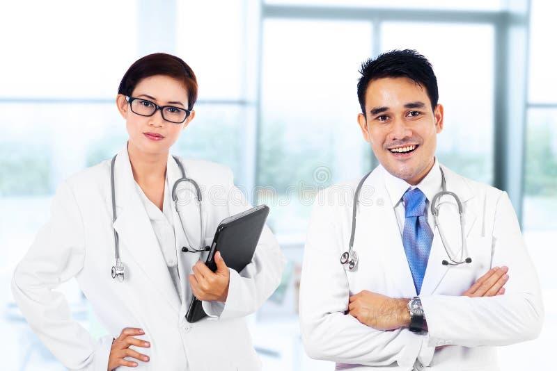 Doutor profissional novo foto de stock