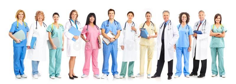 Doutores imagem de stock