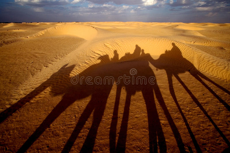 Douze, Tunesië royalty-vrije stock afbeeldingen