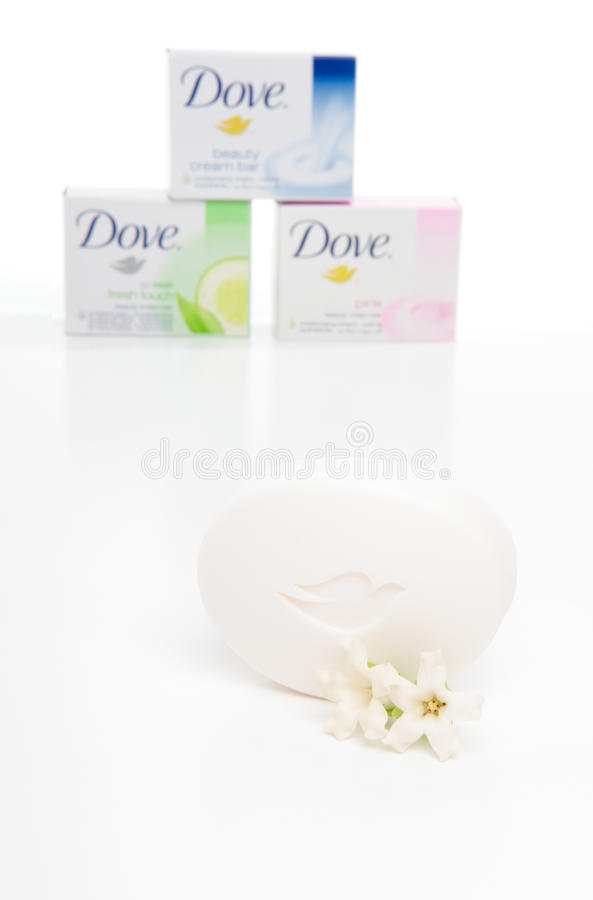 Download Dove Cream Beauty Bar Soaps Editorial Image - Image: 18330535