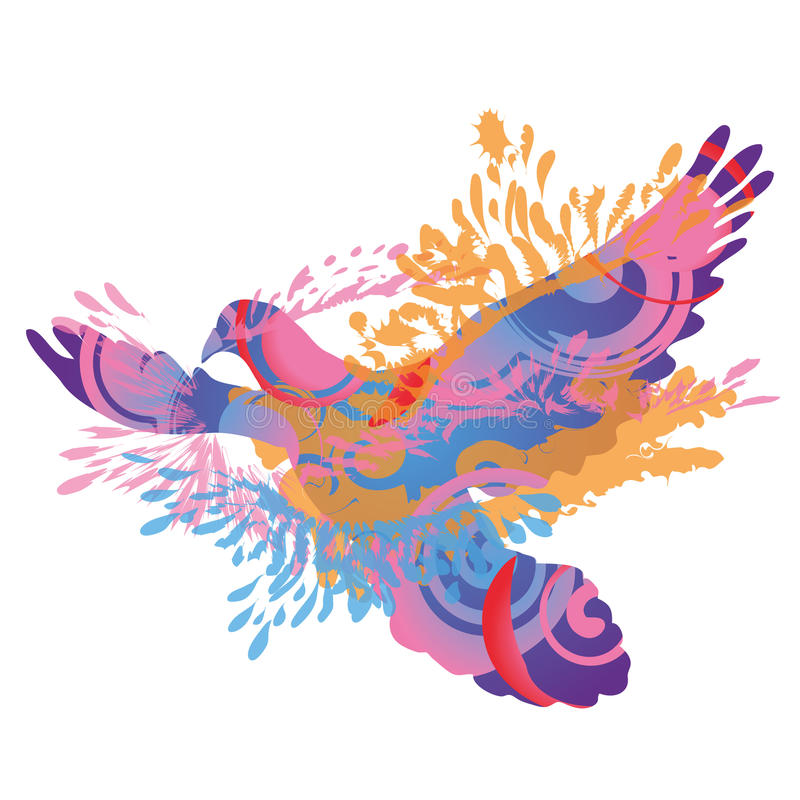 Free Dove On Landing Royalty Free Stock Image - 37764816