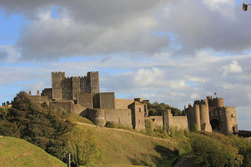 Dover Castle royalty free stock photo