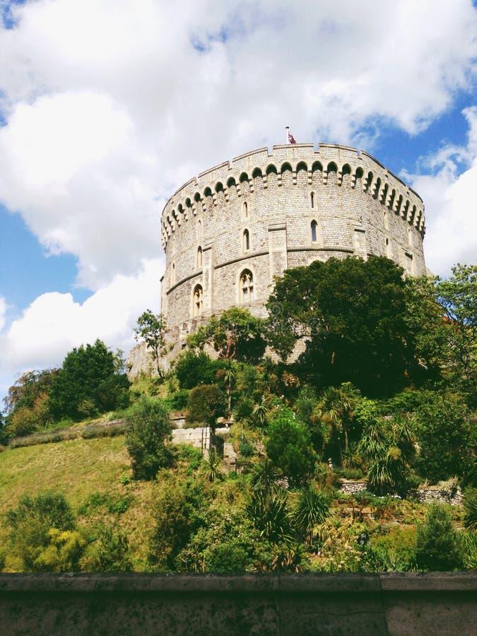 Dover Castle, Londra, Regno Unito immagine stock libera da diritti