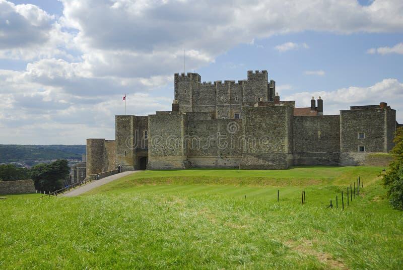 Dover-Schloss stockfoto