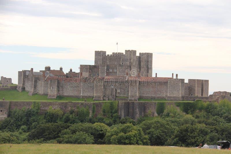 Dover slott royaltyfria bilder