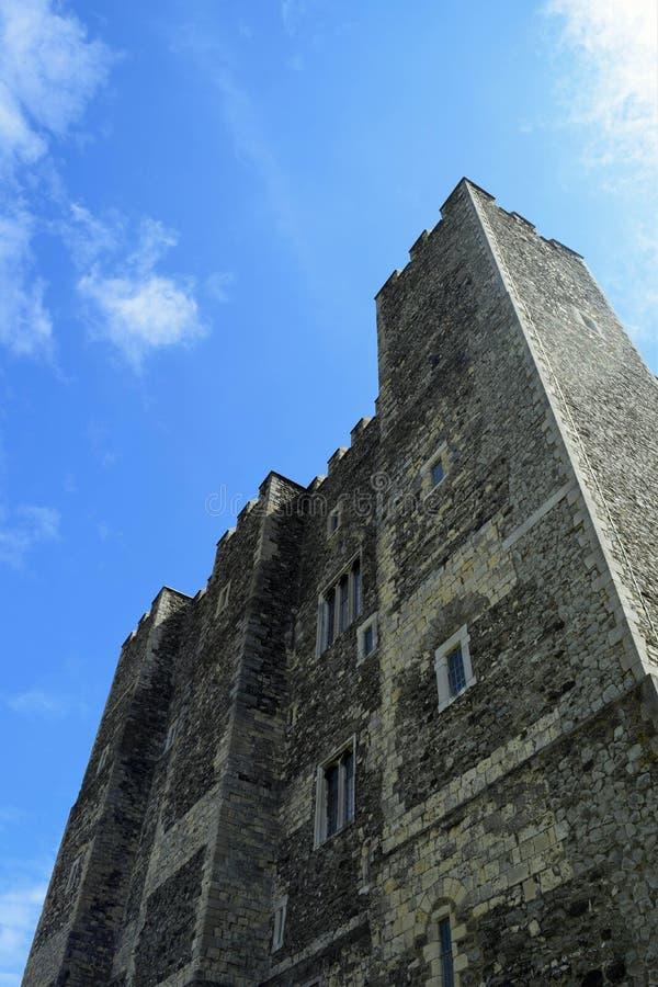 Dover slott royaltyfri bild