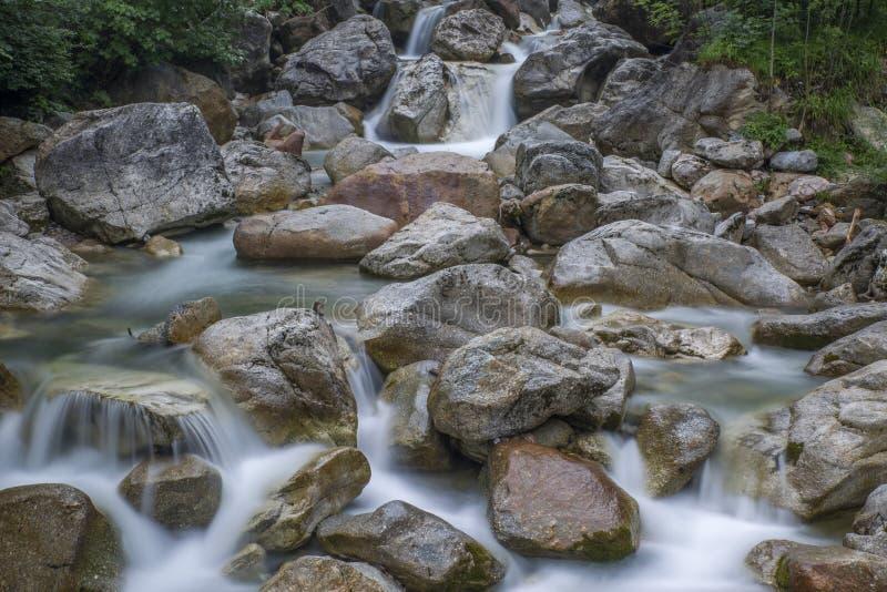 Dovzan gorge stock photos