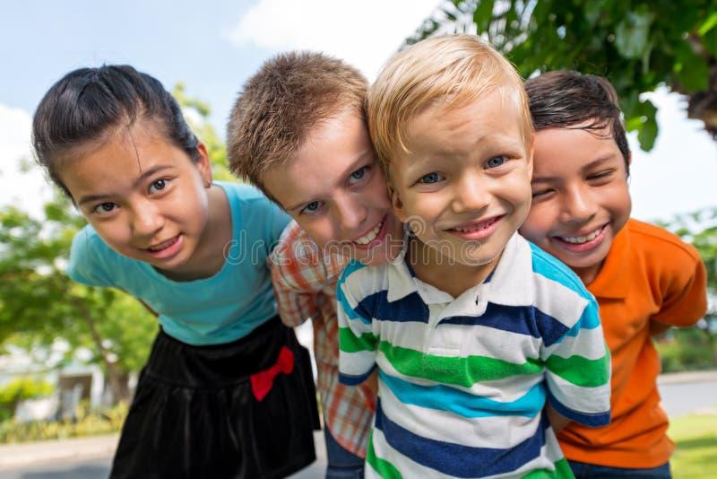 Download Dowcipny dzieci obraz stock. Obraz złożonej z azjata - 41952931