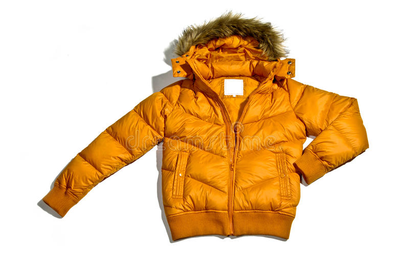 Down Jacket Royalty Free Stock Photography