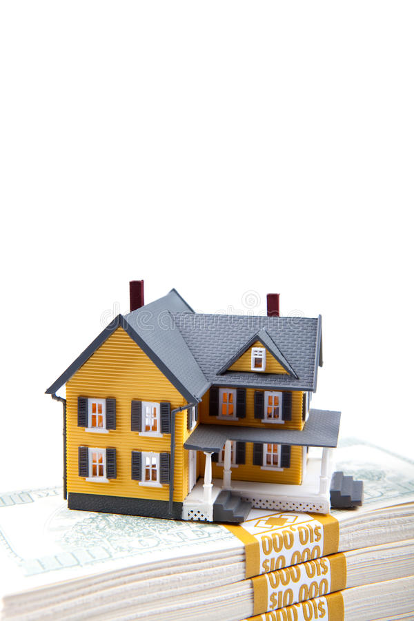 Download Down Payment for house stock image. Image of down, domestic - 15303049