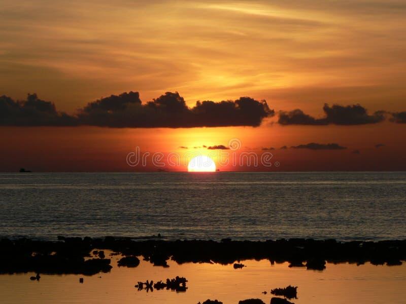 downer ήλιος στοκ φωτογραφία με δικαίωμα ελεύθερης χρήσης