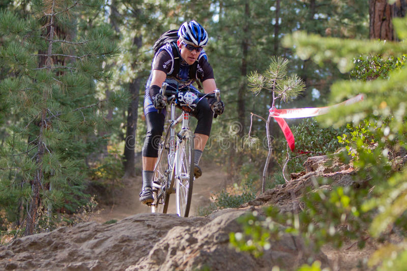 Download Downhill Cyclocross Bike Race Editorial Stock Image - Image: 22521159