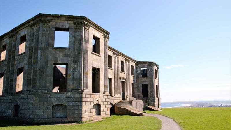Downhill Demesne stock images