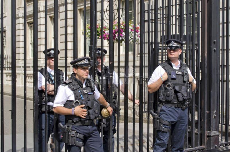 10 Downing Street stockfoto