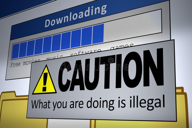 download противозаконный бесплатная иллюстрация