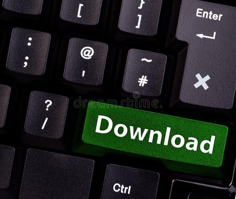 Download Download stock image. Image of downloading, push, internet - 23645073