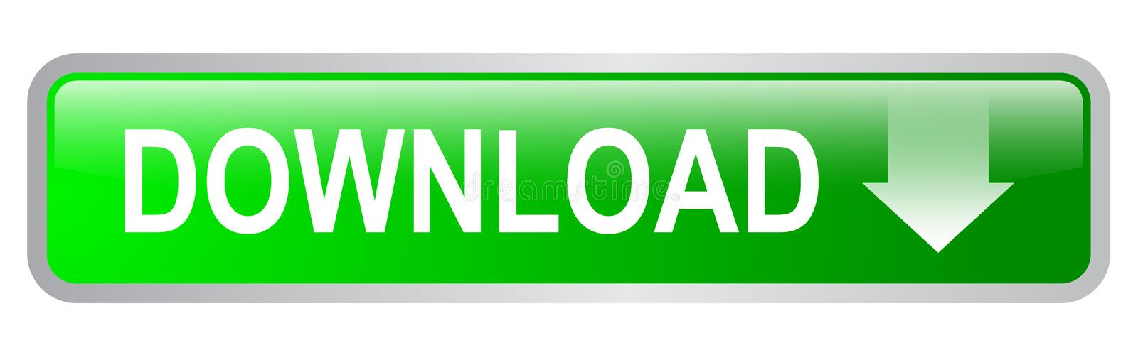 Download button royalty free illustration