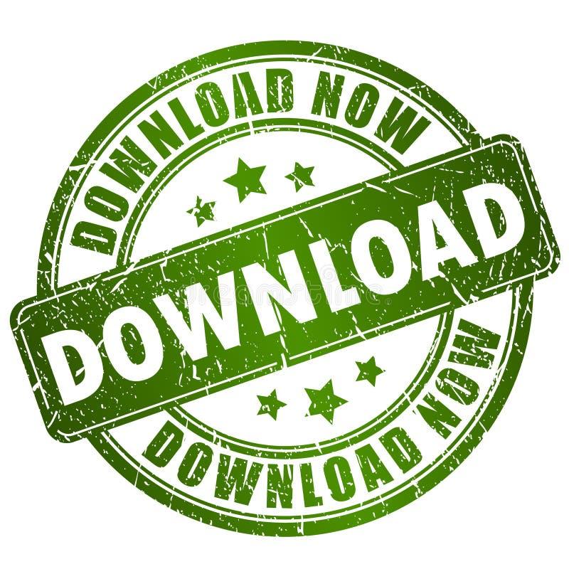 Download vectorzegel royalty-vrije illustratie