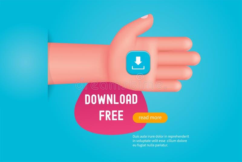 Download vrij concept stock illustratie