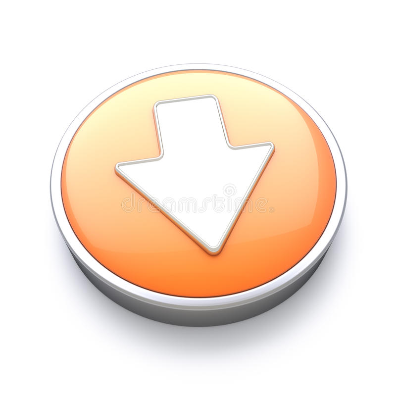 Download Downloading Icon Stock Photography - Image: 28541392