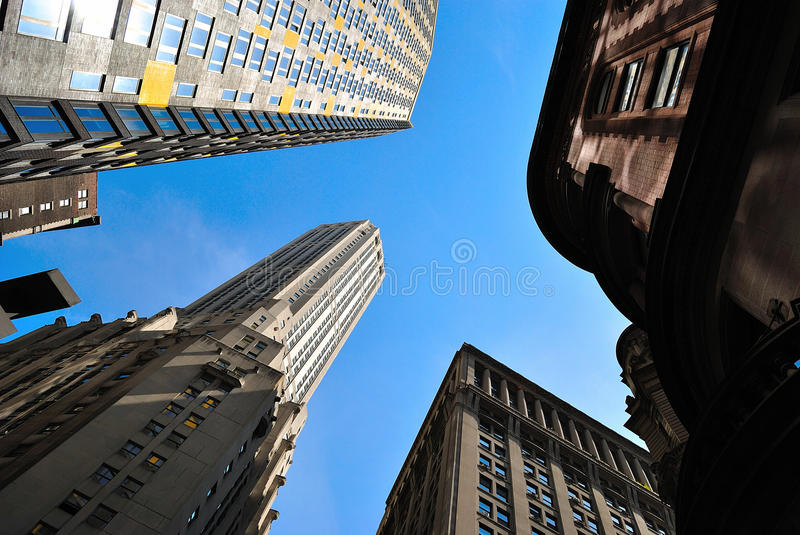 Downtown stock photography
