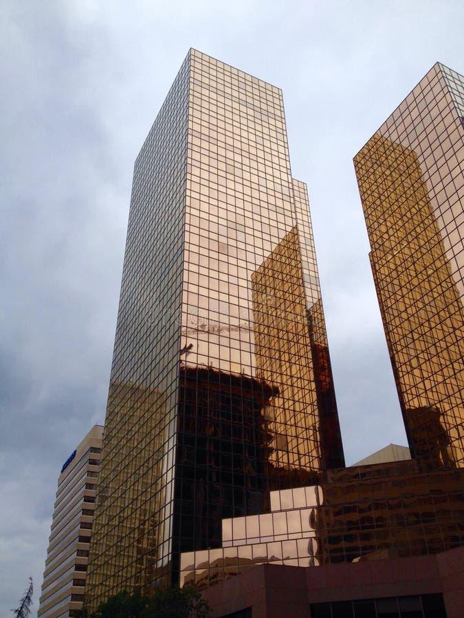 downtown arkivfoton