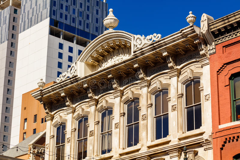 Downtown Austin Architecture stock photography