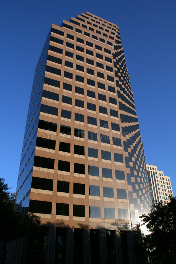 Downtown Austin Texas Skyline Buildings royalty free stock images