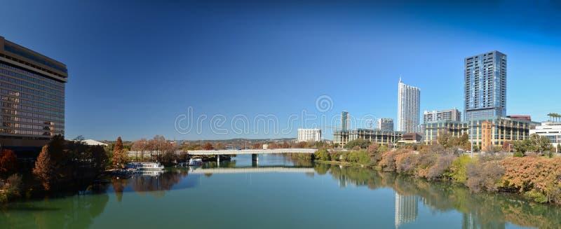 Downtown Austin Texas stock photo