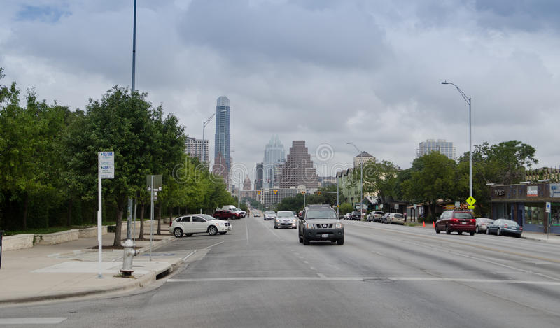 Download Downtown Austin Texas editorial photo. Image of skyscrapes - 33776301