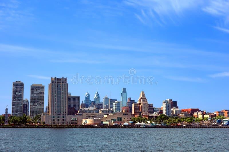 Download Downtown Center City Philadelphia River Cityscape Stock Photo - Image of scenic, urban: 33289748
