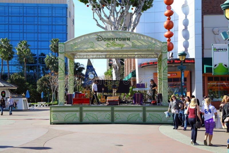 Downtown Disney Editorial Photo