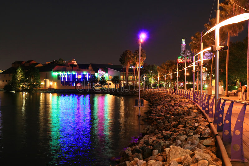 Download Downtown Disney In Orlando Editorial Image - Image: 4872255