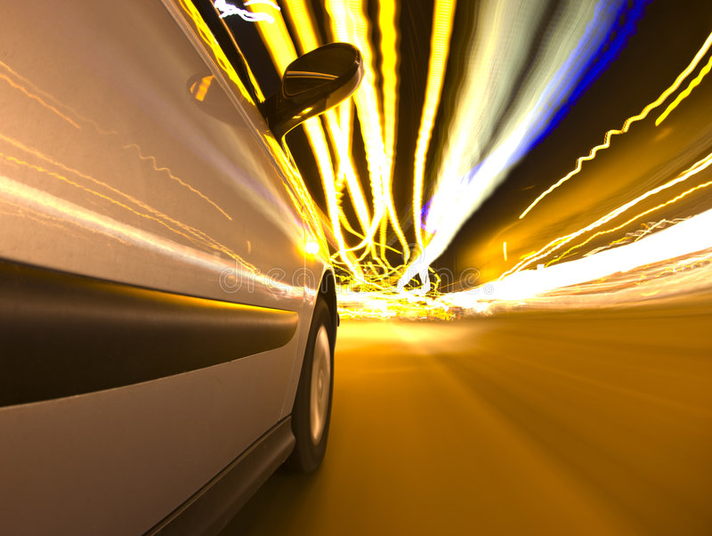 Download Downtown Driving stock photo. Image of converging, door - 4426386
