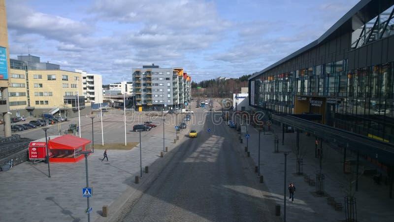 Downtown Espoo editorial photo. Image of uusimaa, nyland - 46022241